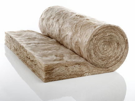 Knauf glass mineral wool for Mineral fiber insulation